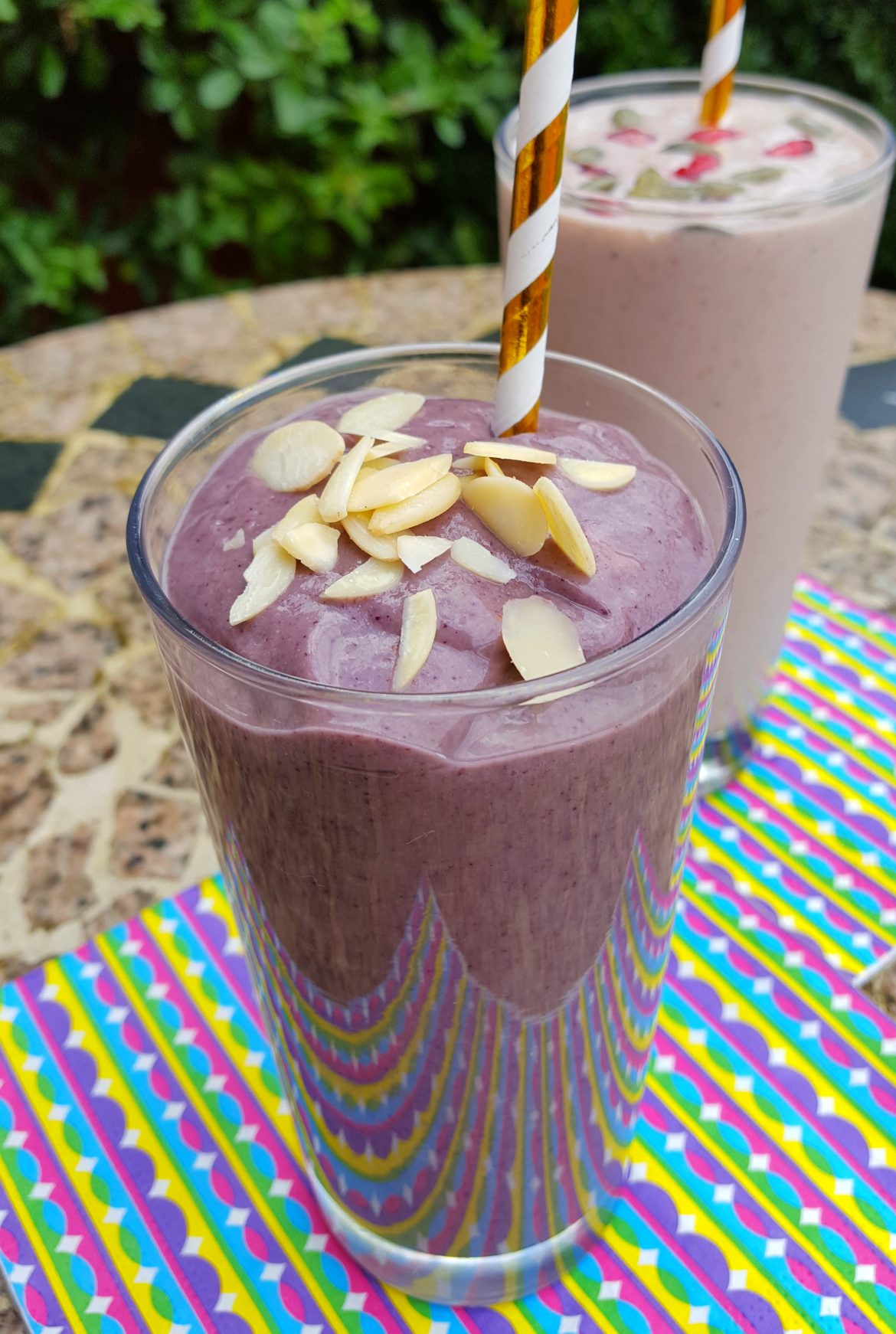 Two Skin-Boosting Smoothies