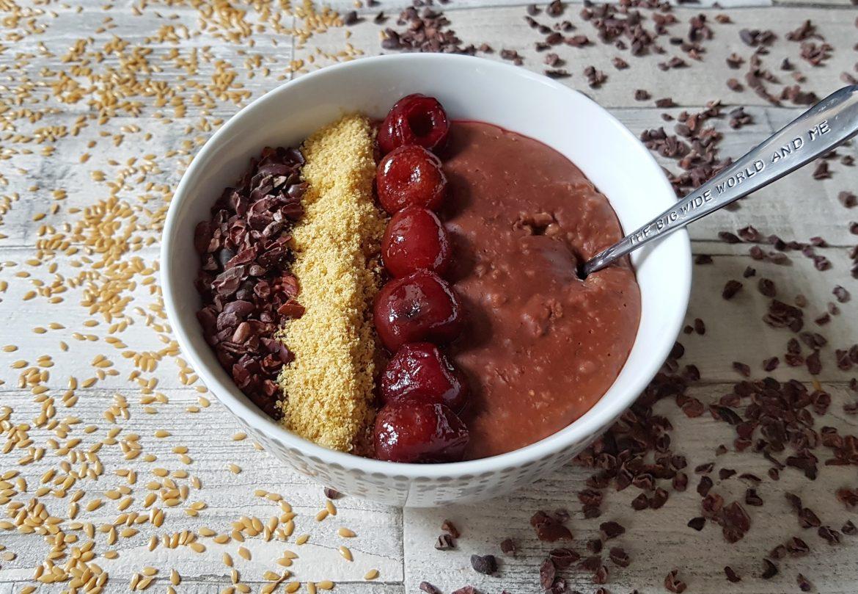 Black Forest Porridge