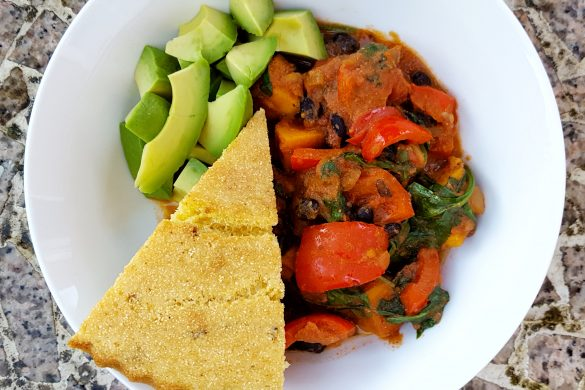 Sweet and Smoky Veggie Stew