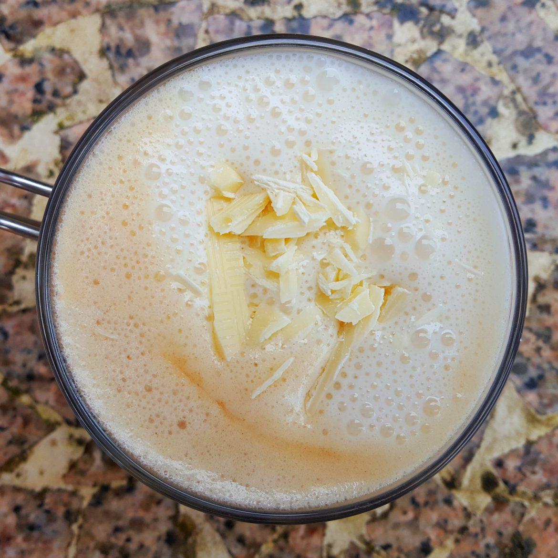 Superfood White Hot Chocolate