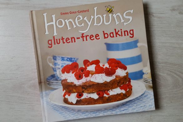 Honeybuns: Gluten-Free Baking Cookbook