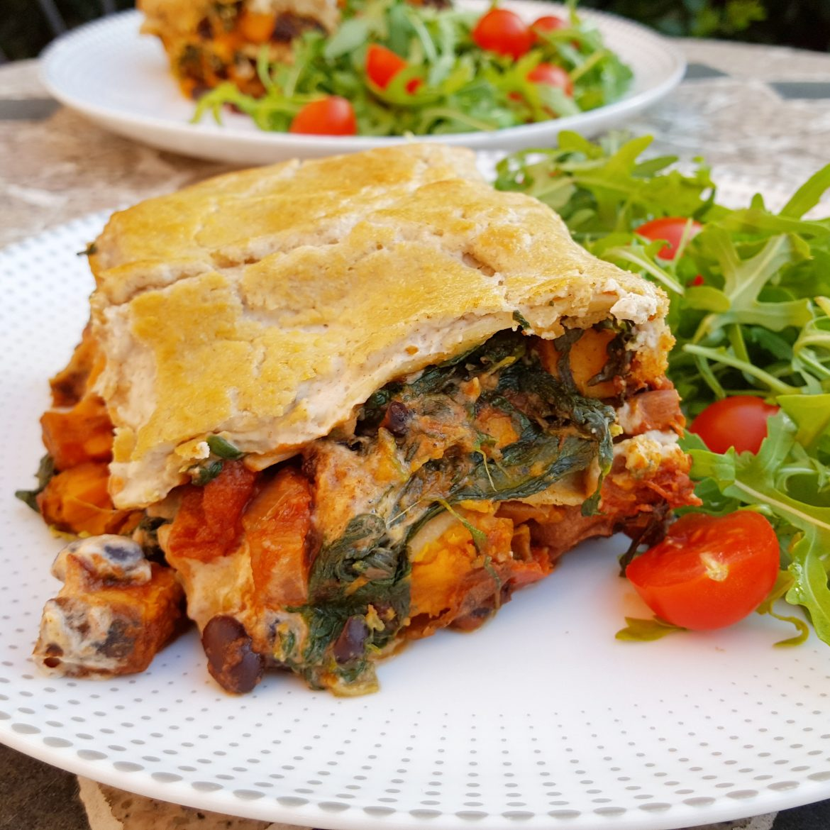 Mexican Inspired Lasagne